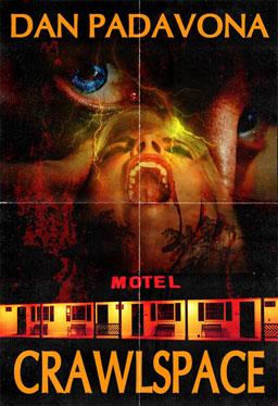 Dark Horror Novel - Crawlspace