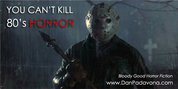 Friday-the-13th Jason 80s horror