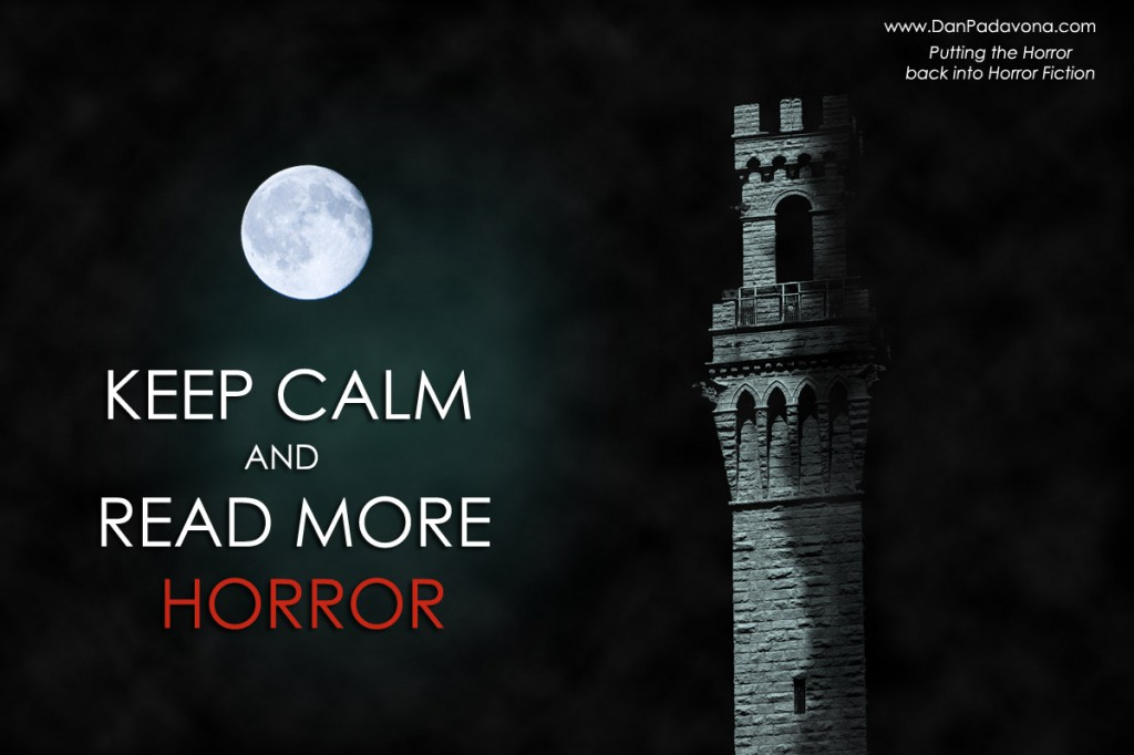 read horror fiction