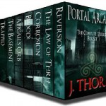 New Novel Collaboration with J Thorn