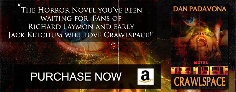 Crawlspace - Dan Padavona