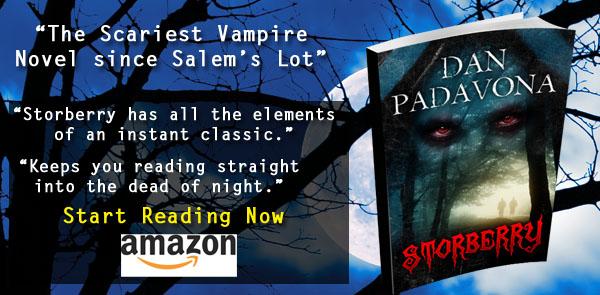 Vampire Horror Novel