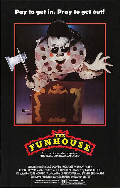 the funhouse 1981