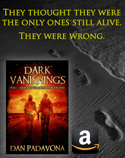 Dark Vanishings Post-Apocalyptic Horror