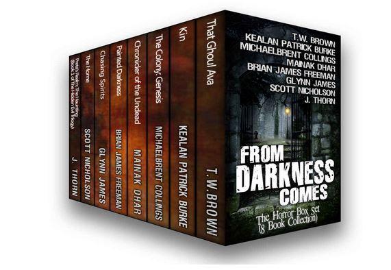 Halloween Horror Novels