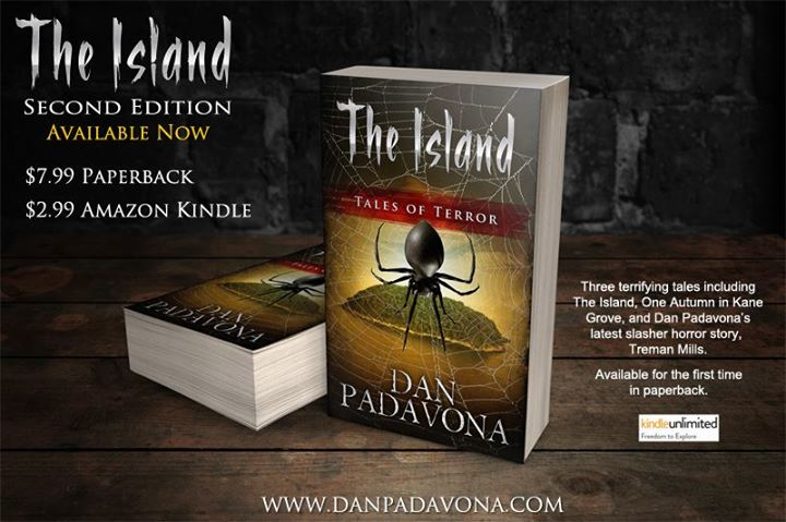 The Island horror anthology