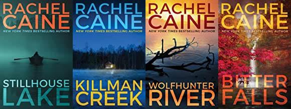 Rachel Caine's Stillhouse Lake series